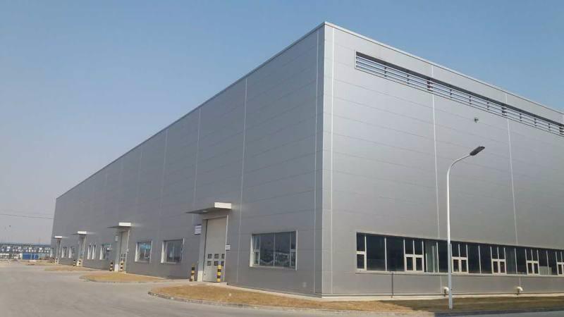 合纵科技(天津)生产基地