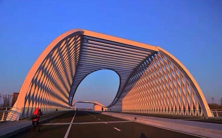 未来科技城鲁曈西桥